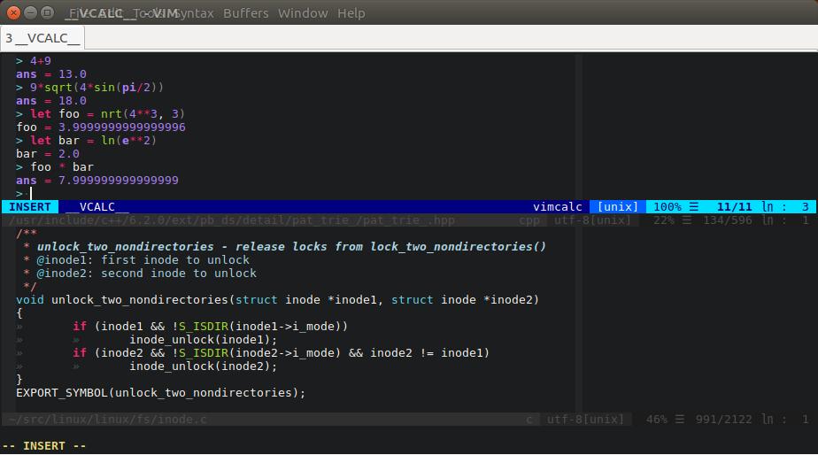 vimcalc_linux